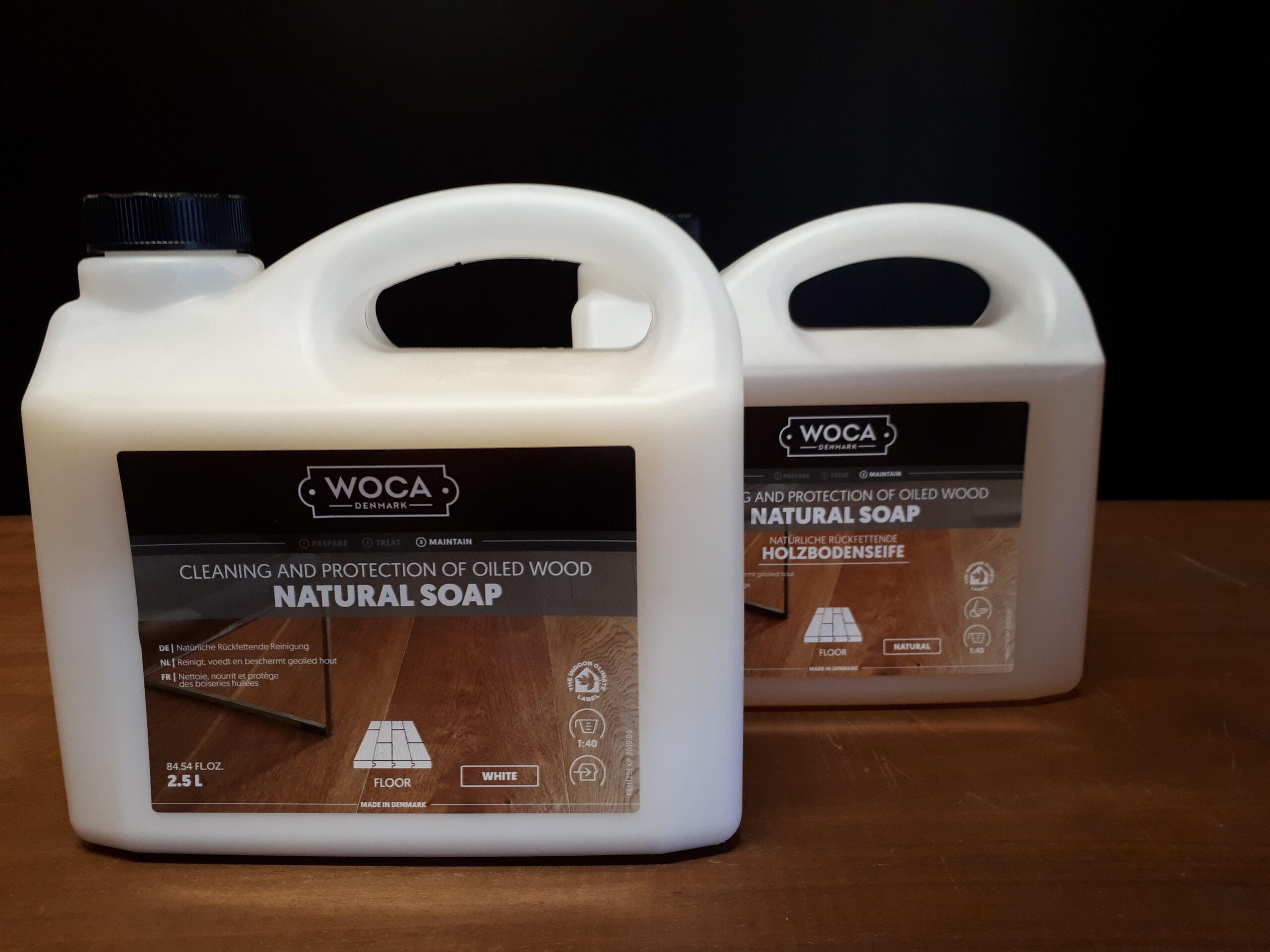 Woca zeep