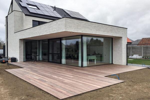 Een houten terras: praktisch, mooi en veilig!
